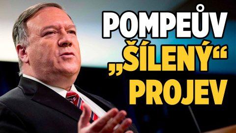 Mike Pompeo: Pokud jde oČínu, musíme začít říkat pravdu (video)