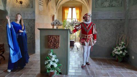 Vysočina – Polná: Namísto mrkvancové pouti zbyl návštěvníkům jarmark na hradě