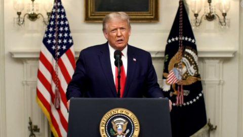 Svět musí pohnat Čínu kodpovědnosti za pandemii – Trumpův projev vOSN