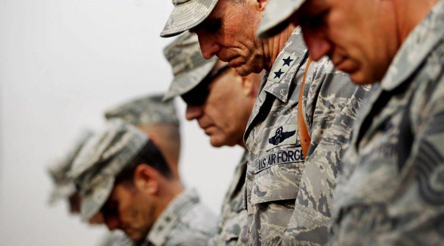 usa irak vojaci