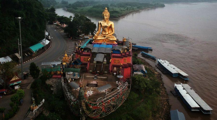 socha buddhy thajsko