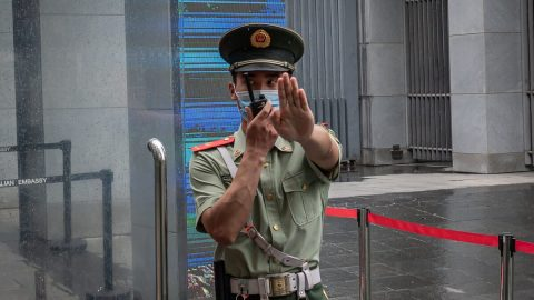 10 let nátlakových diplomatických taktik Pekingu – australský report