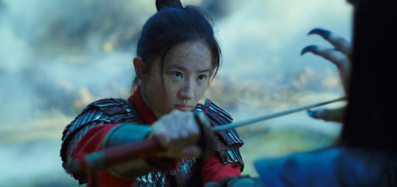 Foto ze snímku Mulan. (Falcon.cz / © 2019 Disney Enterprises, Inc.)