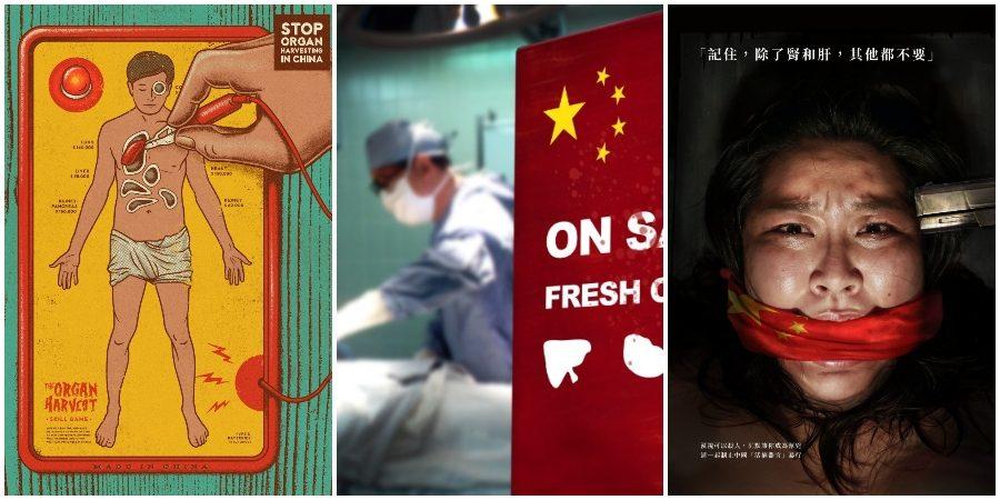 Finále soutěže o nejlepší plakát upozorňující na zneužívání disidentů k transplantacím. (posteraward.organcare.org)