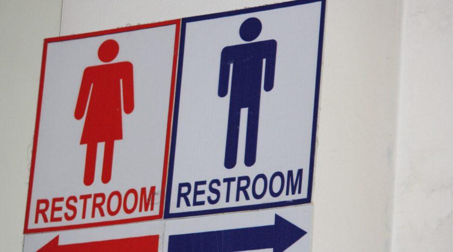toalety muz zena