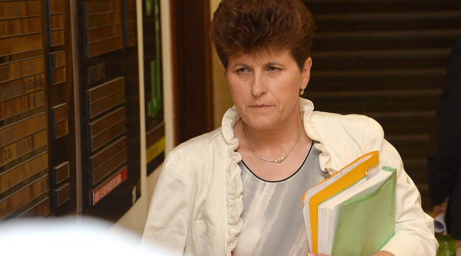 Soudkyně Krajského soudu v Ostravě JUDr. Renata Gilová. (Foto Blesk)