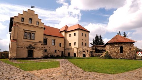 Vysočina – sprůvodcem pohistorických zákoutích Polné