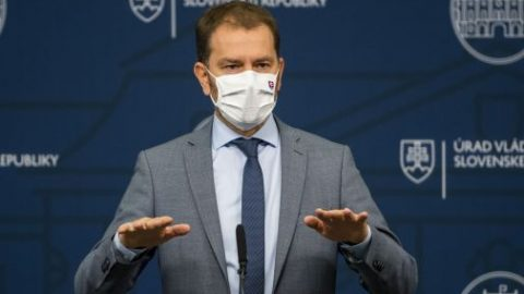 Slovenská vláda se chystá spustit dvoutýdenní obří akci testování na Covid-19 všech občanů