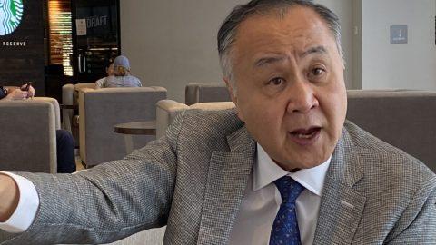 Hongkongský podnikatel zažaluje Čínu ubritského soudu za porušení sino-britské deklarace