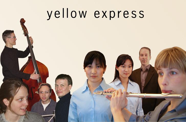 Kapela Yellow Express začala bojovat hudbou proti násilí a totalitě, ale něžně… (Se svolením Yellow Express)