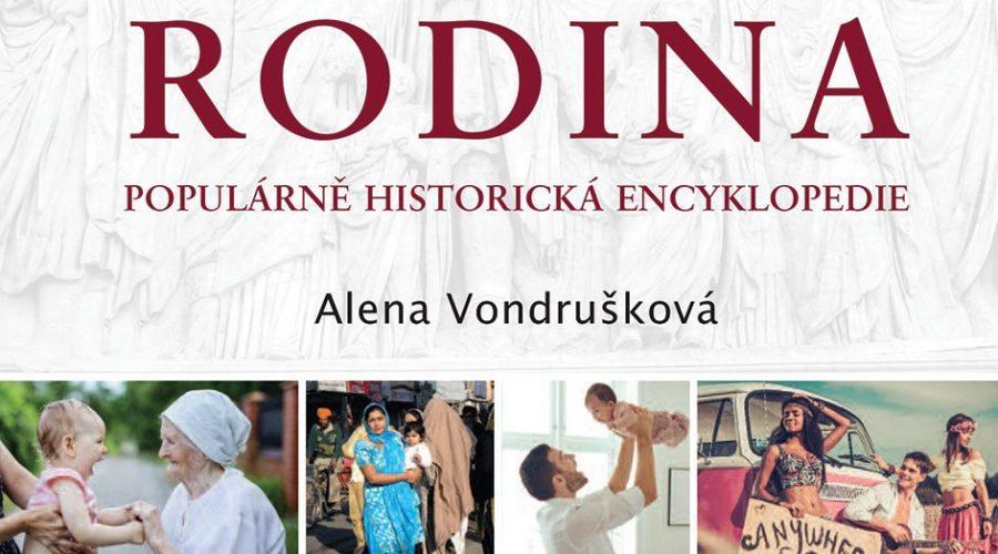 """Rozhovor s Alenou Vondruškovou o knize Rodina - """"nejvyšší ctností je rodina"""". (Moba)"""