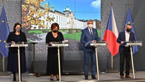 ČR: Aktuálně kopatřením vůči Covidu-19 – nový scénář od půlnoci 14.října