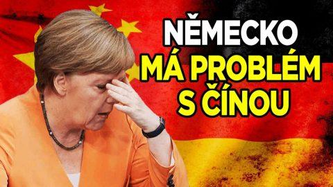 Německo má problém sČínou (video)