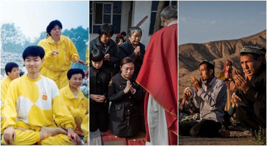 Pronasledovani Vericich V Cine
