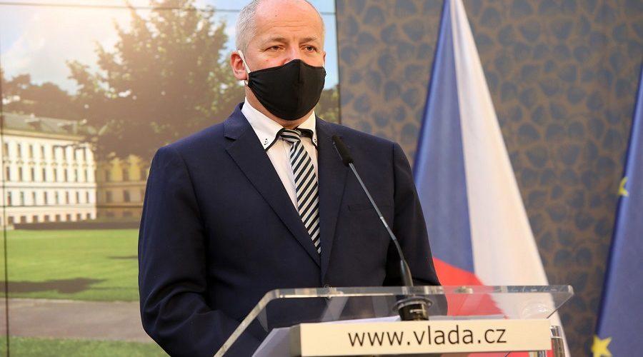 Ministr zdravotnictví Roman Prymula. (vlada.cz)
