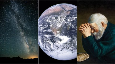Teorie evoluce, přirozeného výběru avelkého třesku vzaly lidem smysl života