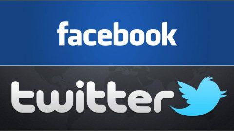 Twitter aFacebook zaútočily na svobodu tisku