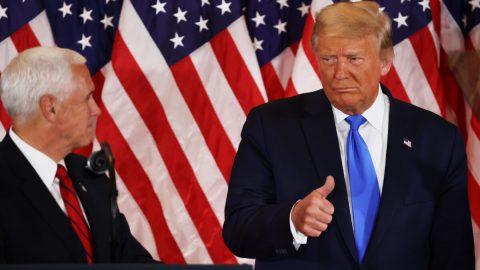 Trump dle odhadů vyhrál na Aljašce