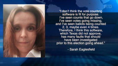 Volby USA 2020: Datová analytička objevila vhlasování neobvyklé změny