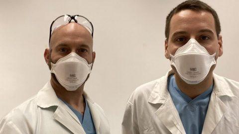 COVID-19: Mise německých lékařů vÚVN končí