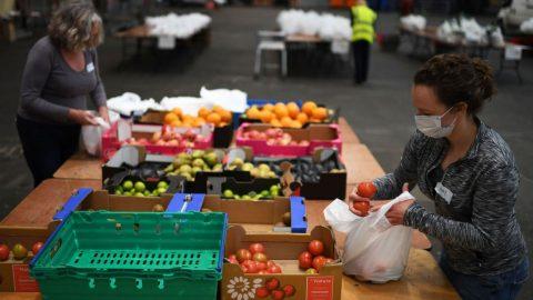 Potravinové banky obdrží dotaci od ministerstva zemědělství