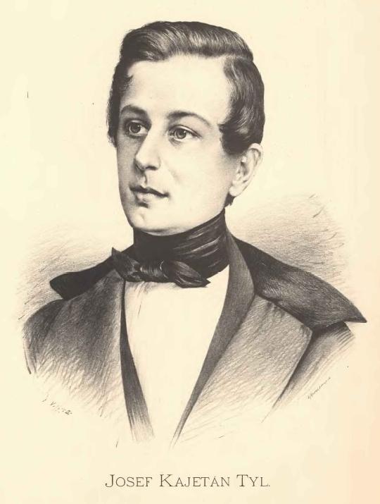 Jan Vilímek Josef Kajetán Tyl