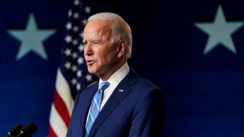 """Joe Biden říká, že """"není pochyb"""" otom, že bude zvolen prezidentem"""