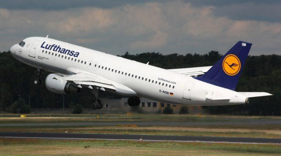 Lufthansa A320 D AIQB