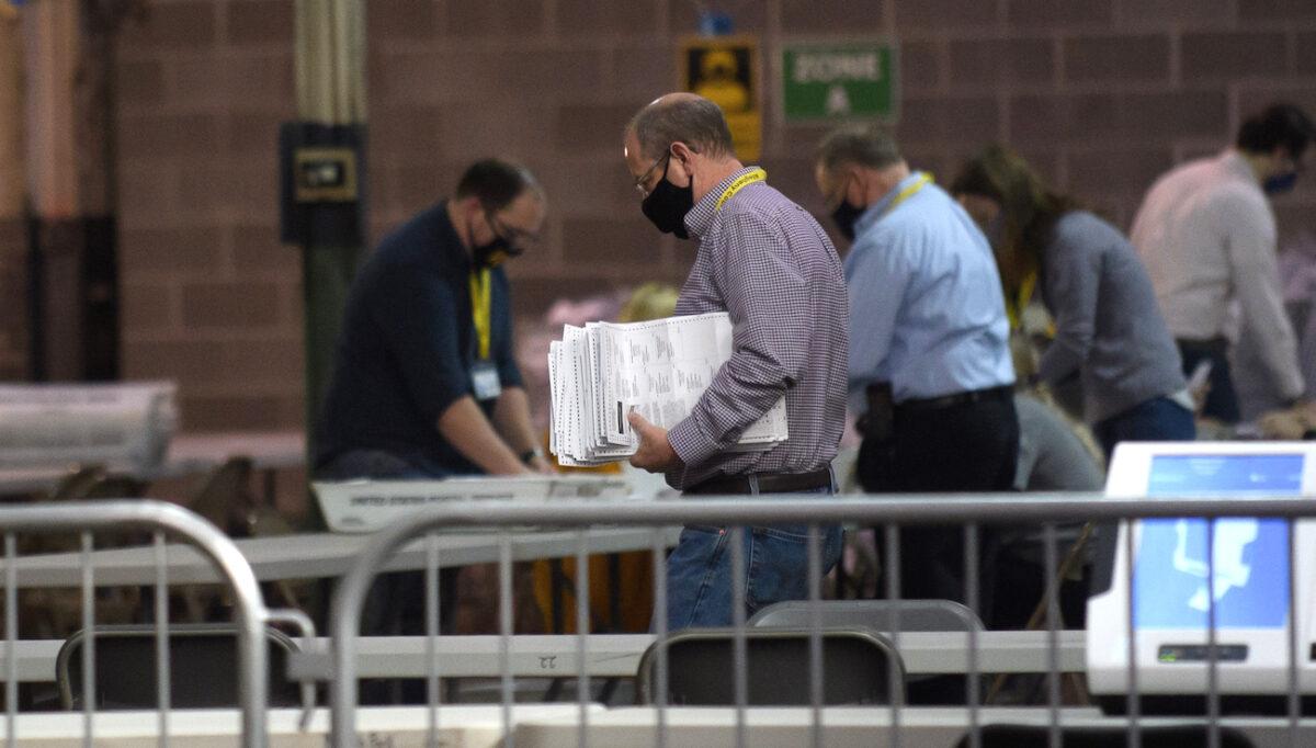 volby usa podvod trump