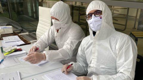 Plošné testování Slováků odhalilo procento nakažených, lockdown čeká idalší země