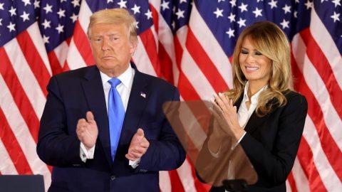 Trump vítězí vSeverní Karolíně (předpověď Decision desk)