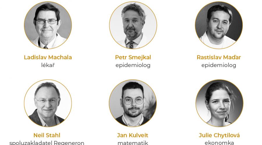 Odborníci, účastníci panelové diskuze. (NF Neuron)