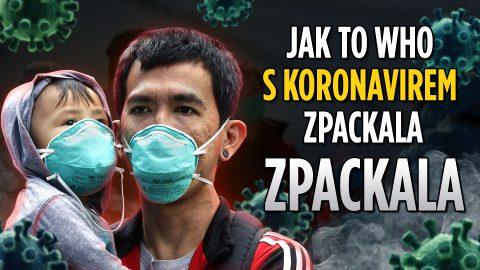WHO vůbec nezačala vyšetřovat původ koronaviru, ani se nedostala na tržiště ve Wu-chanu (video)