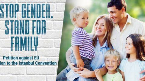 """Mezinárodní odpor proti ratifikaci Istanbulské úmluvy. Zavádí do zemí EU """"genderovou ideologii"""", varují odpůrci"""