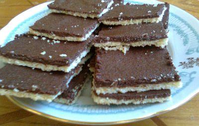 Recept: Vánoční cukroví – cikánské řezy