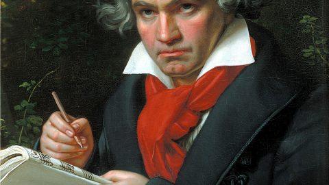 Beethoven – 250.výročí narození velikána symfonií