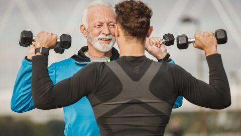 Hýbejte se: Jak si zvolit to správné cvičení pro svůj věk