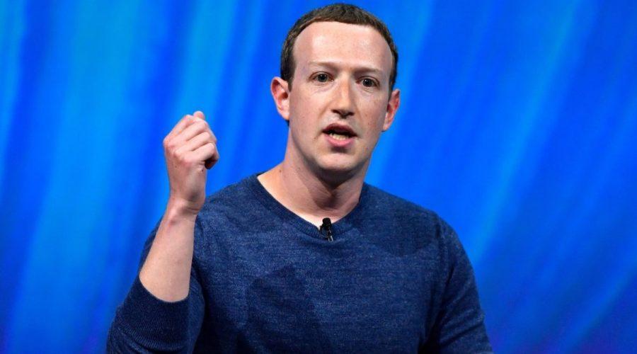 Generální ředitel Facebooku Mark Zuckerberg v Paříži 24. května 2018. (Gerard Julien / AFP / Getty Images)