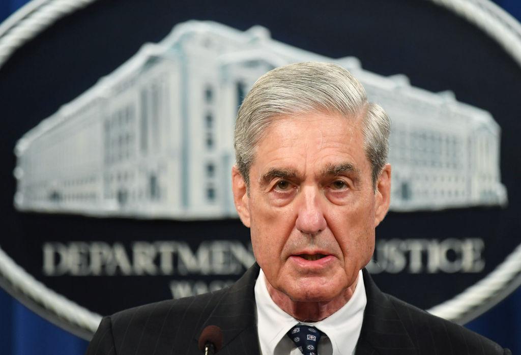 TOPSHOT US Politics Investigation Mueller