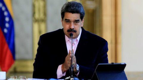 """USA uvalily sankce na hardwarovou společnost, která sehrála úlohu v""""podvodných"""" volbách ve Venezuele"""