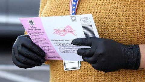 Audit 1440 korespondenčních hlasů vNevadě naznačuje, že 3% hlasů byla odevzdána podvodně