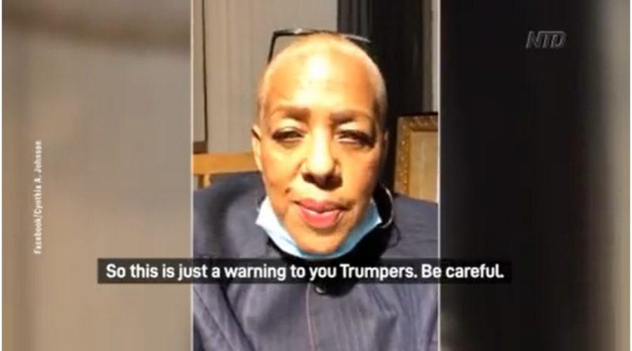 Poslankyně v Michiganu vyhrožovala Trumpovým voličům, sněmovna ji zbavila členství ve výborech. (Screenshot / YouTube)