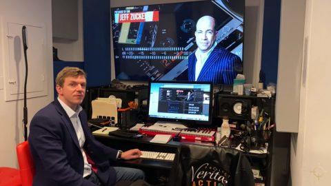 Project Veritas zveřejnil odposlechy šéfa CNN, médium připravuje žalobu