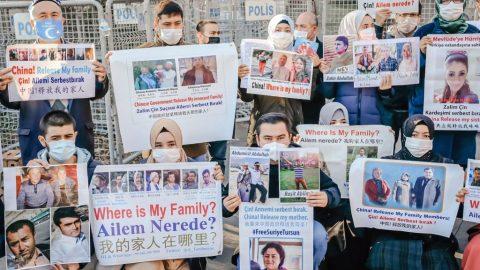 Turecká opozice hodlá zablokovat ratifikaci dohody sČínou ovydávání Ujgurů