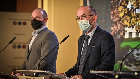ČR: Od 6.ledna máme jiný PES. Tomu pak budou odpovídat stupně restriktivních opatření