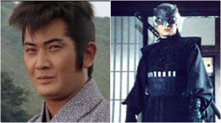 V hlavní roli seriálu Sokol strážce noci se představil Kacujuki Nakamura s nímž natočili celkem 24 dílů. (Nippon TV)