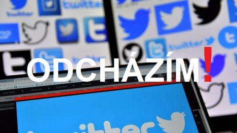 """Můj """"boj"""" proti cenzuře amanipulaci Twitteru, Googlu aFacebooku – """"ODCHÁZÍM"""""""