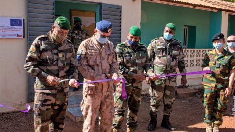 Mali: Daleko od domova, ale za naši bezpečnost