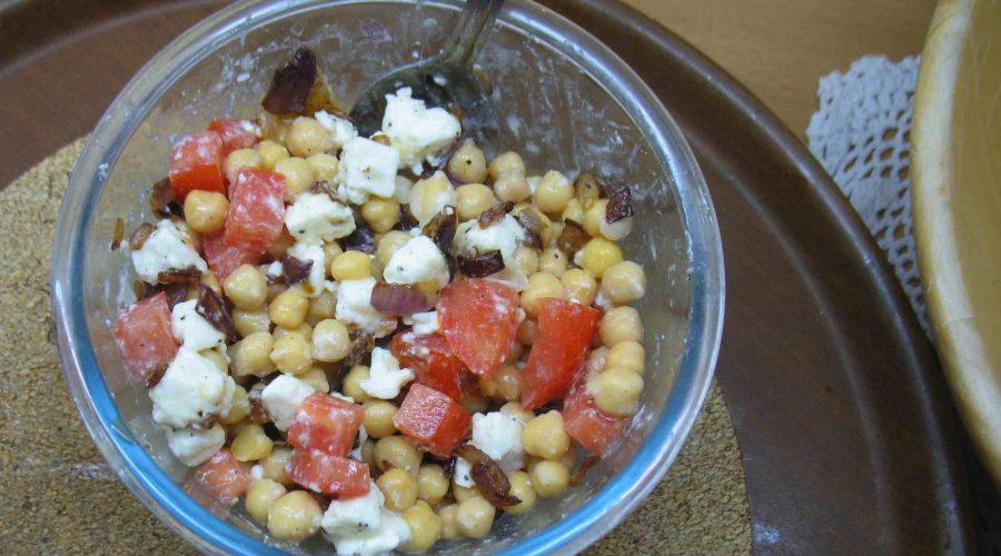 salat cizrna