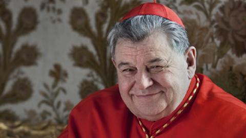 Kardinál Duka kritizuje čínský režim za utajování epidemie aporušování lidských práv
